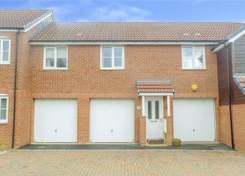 Thumbnail 2 bed terraced house for sale in Arabian Avenue, Swindon