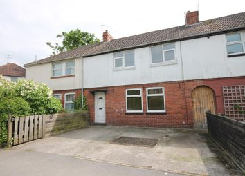 Thumbnail 4 bedroom terraced house for sale in Constantine Avenue, York
