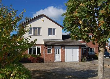 Thumbnail 4 bed property for sale in Duckworth Drive, Preston
