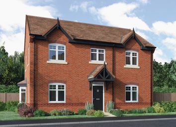 Thumbnail 4 bed detached house for sale in Sterndale At Hackwood Park, Starflower Way, Derby