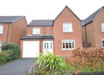 Thumbnail 4 bed detached house for sale in Douglas Avenue, Wesham, Preston, Lancashire