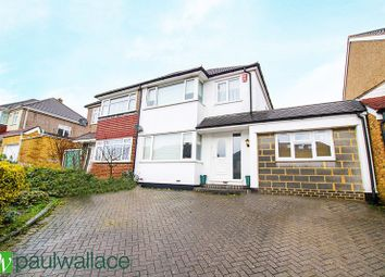 Thumbnail 4 bed semi-detached house for sale in Pear Tree Walk, Cheshunt, Waltham Cross
