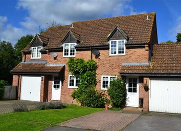 Thumbnail 2 bed semi-detached house for sale in Keeps Mead, Kingsclere, Berkshire