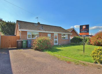 Thumbnail 2 bed detached bungalow for sale in Chapel Court, Hellesdon, Norwich