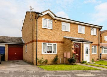 Thumbnail 3 bed semi-detached house for sale in Abbots Way, High Wycombe