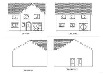 Thumbnail 4 bedroom detached house for sale in Clos Coed Derw, Penygroes, Llanelli