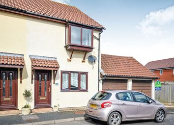 Thumbnail 2 bed semi-detached house to rent in Church Meadow, Deal