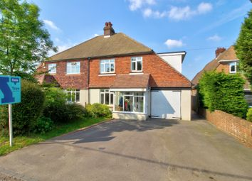 Thumbnail 3 bed semi-detached house for sale in Common Road, Blue Bell Hill, Chatham