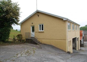 Thumbnail 2 bed flat to rent in Glangwili, Carmarthen