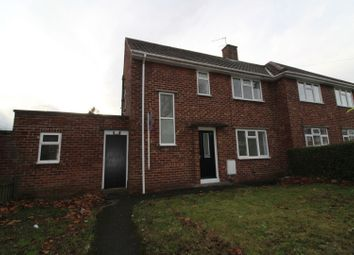 Thumbnail 3 bed semi-detached house for sale in Lyonette Road, Darlington