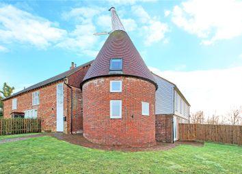 Thumbnail 3 bed property for sale in Grange Farm, Higham Lane, Hadlow, Tonbridge, Kent