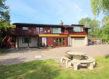 Thumbnail 5 bed detached house for sale in Dyke, Forres