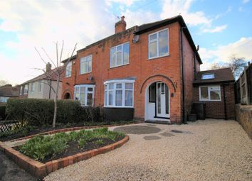 Thumbnail 3 bed semi-detached house to rent in Besecar Avenue, Gedling, Nottingham