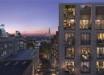 Thumbnail 1 bed flat for sale in Postmark, Mount Pleasant, London