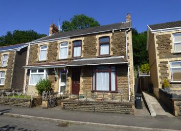 3 bed semi-detached house for sale in The Highlands, Neath Abbey, Neath . SA10