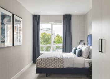 Thumbnail 2 bed flat for sale in Aerodrome Road, London