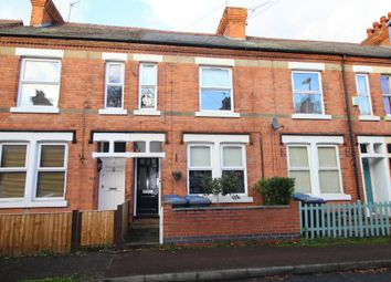 Thumbnail 3 bedroom terraced house for sale in Richmond Road, West Bridgford, Nottingham