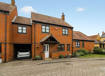 Thumbnail 4 bedroom semi-detached house for sale in Gainsborough Close, Grange Farm, Milton Keynes