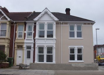 Thumbnail 1 bed flat to rent in Devonshire Avenue, Southsea
