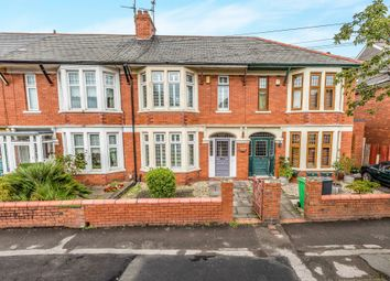 Thumbnail 3 bed terraced house for sale in Windway Avenue, Cardiff