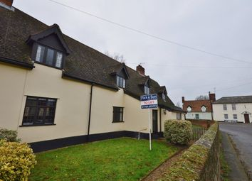 Thumbnail 3 bedroom terraced house to rent in Orford Road, Tunstall, Woodbridge