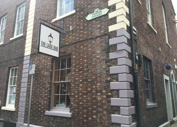 Thumbnail Commercial property to let in The Lane Bar, Fisher Street, Carlisle, Cumbria
