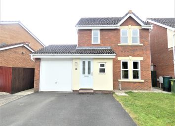 Thumbnail 3 bed detached house for sale in Moorside Drive, Carlisle
