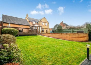Thumbnail 4 bed detached house for sale in Chipperfield Close, New Bradwell, Milton Keynes, Bucks