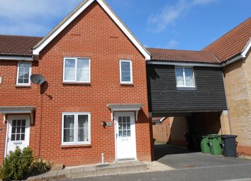 Thumbnail 4 bedroom property to rent in Kingfisher Road, Attleborough