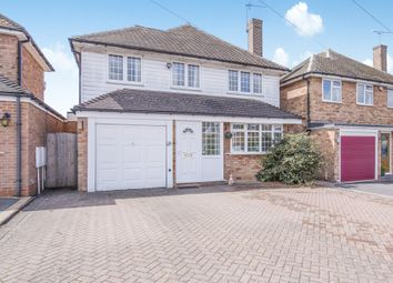 Thumbnail 4 bed detached house for sale in Malvern Road, Balsall Common, Coventry