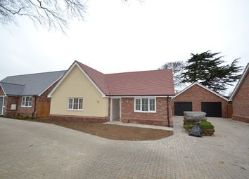 Thumbnail 3 bed bungalow for sale in Wyndham Crescent, Clacton-On-Sea, Essex
