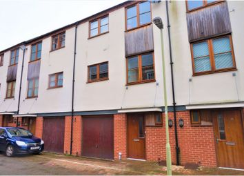 Thumbnail 3 bedroom town house for sale in Watertower Way, Limes Park, Basingstoke