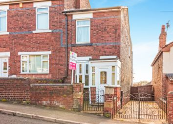 Thumbnail 2 bed end terrace house for sale in South Street, Rawmarsh, Rotherham
