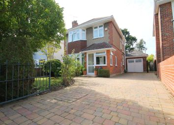 Thumbnail 3 bed detached house for sale in Milestone Road, Poole