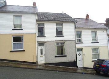 Thumbnail 3 bedroom terraced house for sale in Treharne Street, Merthyr Vale, Merthyr Tydfil