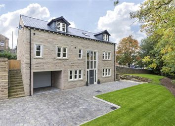 Thumbnail 4 bed detached house for sale in Laurel Park, Wilsden, West Yorkshire