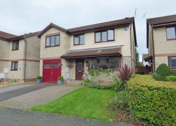 Thumbnail 4 bed detached house for sale in Locksbrook Road, Worle, Weston-Super-Mare
