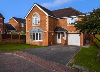 Thumbnail 4 bed detached house for sale in 1 St Johns Avenue, Woodlaithes Village, Rotherham