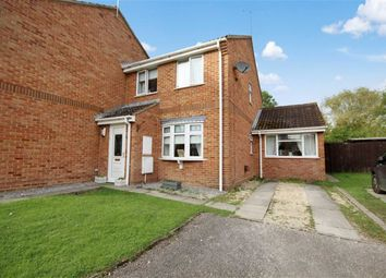 Thumbnail 3 bed semi-detached house for sale in Callaghan Close, Swindon, Wiltshire