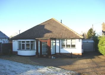Thumbnail 3 bedroom bungalow to rent in Brafield Road, Cogenhoe, Northampton