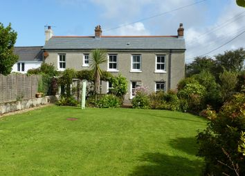 Thumbnail 5 bed semi-detached house for sale in Packet Lane, Rosudgeon, Penzance