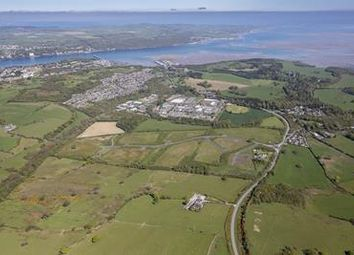 Thumbnail Land for sale in Individual Development Plots, Parc Bryn Cegin, Bangor