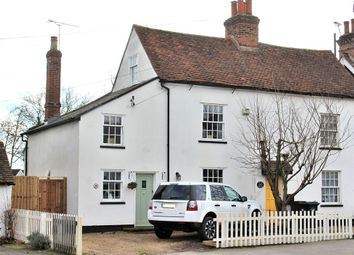 Thumbnail 3 bed cottage for sale in Cambridge Road, Stansted