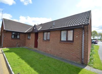 Thumbnail 2 bed bungalow to rent in Lidgett Court, Garforth, Leeds