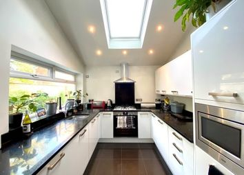 Thumbnail 3 bed terraced house to rent in Cromwell Road, Manchester