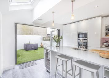 Thumbnail 3 bed town house for sale in Westbourne Street, Hove