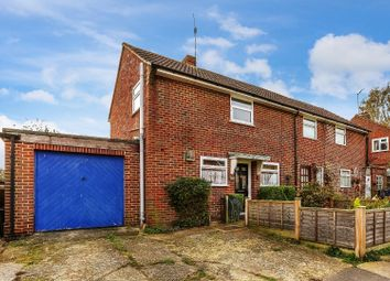 Thumbnail 2 bed semi-detached house for sale in Oak Mead, Godalming