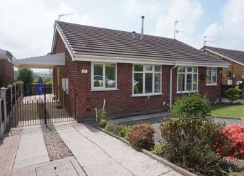 Thumbnail 1 bed semi-detached bungalow for sale in Forrister Street, Meir Hay, Stoke-On-Trent, Staffordshire