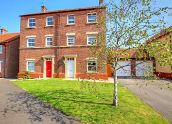 Thumbnail 4 bed semi-detached house to rent in Fletton Road, Norton, Malton