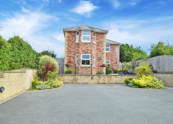 Thumbnail 4 bed detached house for sale in Main Road, Havenstreet, Ryde